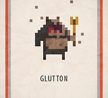 Pixel RPG - Glutton by Andrew Choo