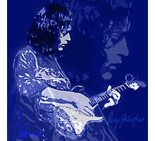 RORY GALLAGHER BLUESMAN Photographic Print