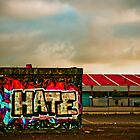 HATE by Chrysler Menchavez-Carlow