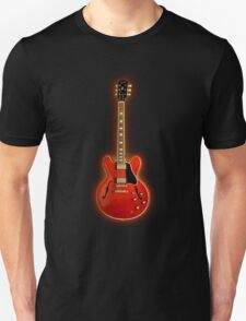 The red electric Unisex T-Shirt