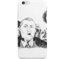 The 3 Stooges iPhone Case/Skin