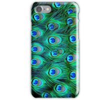 Peacock Feathers iPhone / Samsung Galaxy Case iPhone Case/Skin
