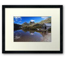 Cradle Mountain Framed Print