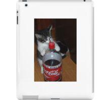 Coca-Cola Kitty iPad Case/Skin