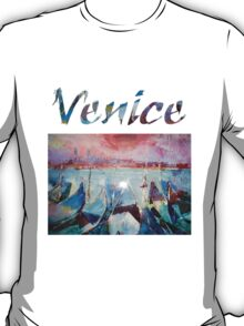 Venice Italy Gifts And Prints T-Shirt