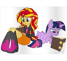 Dear Princess Twilight Poster