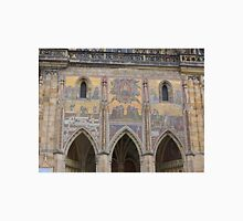 Golden Portal, St Vitus's cathedral, Prague, Czech Republic Unisex T-Shirt