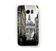 View to the past Samsung Galaxy Case/Skin