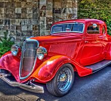 The Red Coupe by thomr