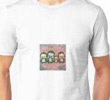 Quaker Parrot and Friends Unisex T-Shirt