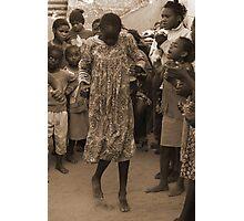 Ovambo Dance Photographic Print