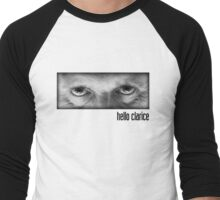 Hello Clarice Men's Baseball ¾ T-Shirt