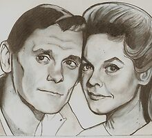 Bewitched drawing by RobCrandall