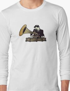 Old School DJ  Long Sleeve T-Shirt