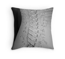 The Dress Throw Pillow