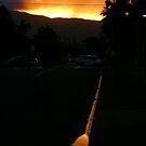 Firey Sunset by xXDarkAngelXx