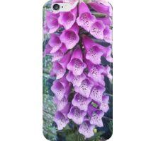 Purple Bells iPhone Case/Skin
