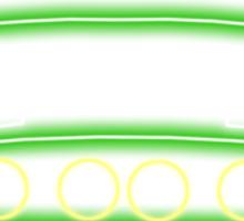 Mini Glow T Shirt - Green Sticker