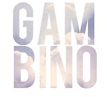 Gambino by samgamble1