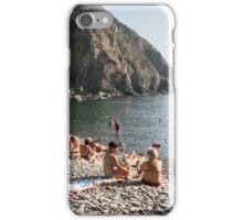 Rocky Beach Scene iPhone Case/Skin