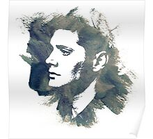 Dean Winchester Watercolor Poster