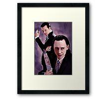 Lokiarty Framed Print