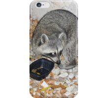 THIEF! (A Lighthearted Cajun Parody) iPhone Case/Skin