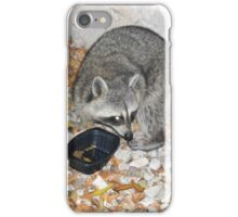 THIEF! (A Lighthearted Cajun Parody) iPhone Case/Skin