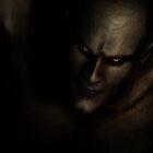 The Ghoul- A portrait by gabriel6