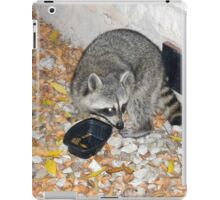 THIEF! (A Lighthearted Cajun Parody) iPad Case/Skin