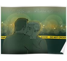 Mystrade - I need you, you know! Poster