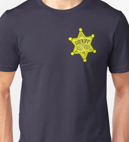 I am the Sheriff Unisex T-Shirt