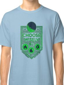 pokemon choose wisely Classic T-Shirt