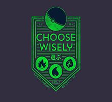 pokemon choose wisely Unisex T-Shirt