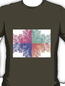 Feather Flower T-Shirt
