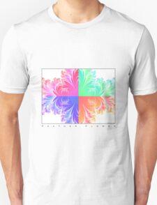 Feather Flower Unisex T-Shirt