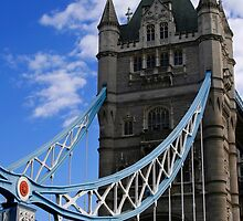 Historic Tower Bridge by jwwallace