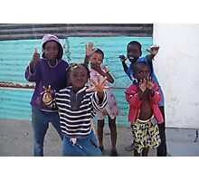 Mondesa Kids Photographic Print