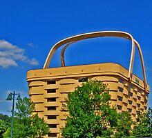 Longaberger Basket Office Building by terrylazar