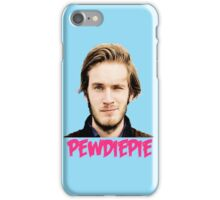 Wink Wink Pewdiepie iPhone Case/Skin