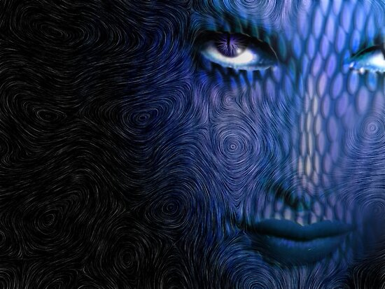 Got the blues by David Knight