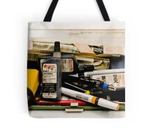 Before Adobe & Corel Tote Bag