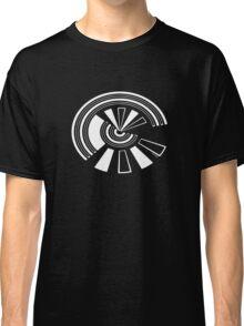 Mandala 15 Simply White Classic T-Shirt