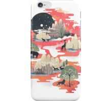 Landscape of Dreams iPhone Case/Skin
