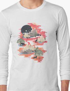 Landscape of Dreams Long Sleeve T-Shirt