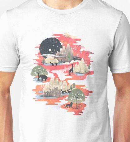 Landscape of Dreams Unisex T-Shirt