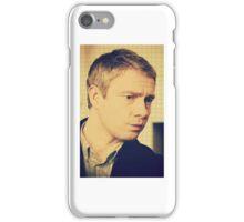 Doctor Watson iPhone Case/Skin