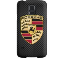Porsche 911 Carbon Fibre iPhone / Samsung Galaxy Case Samsung Galaxy Case/Skin