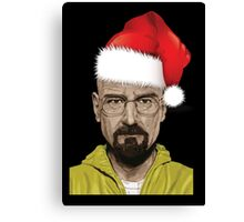 Have a (Walter) White Christmas Canvas Print