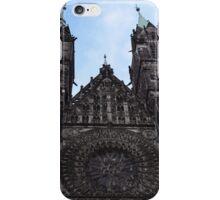 Gothic Church iPhone Case/Skin